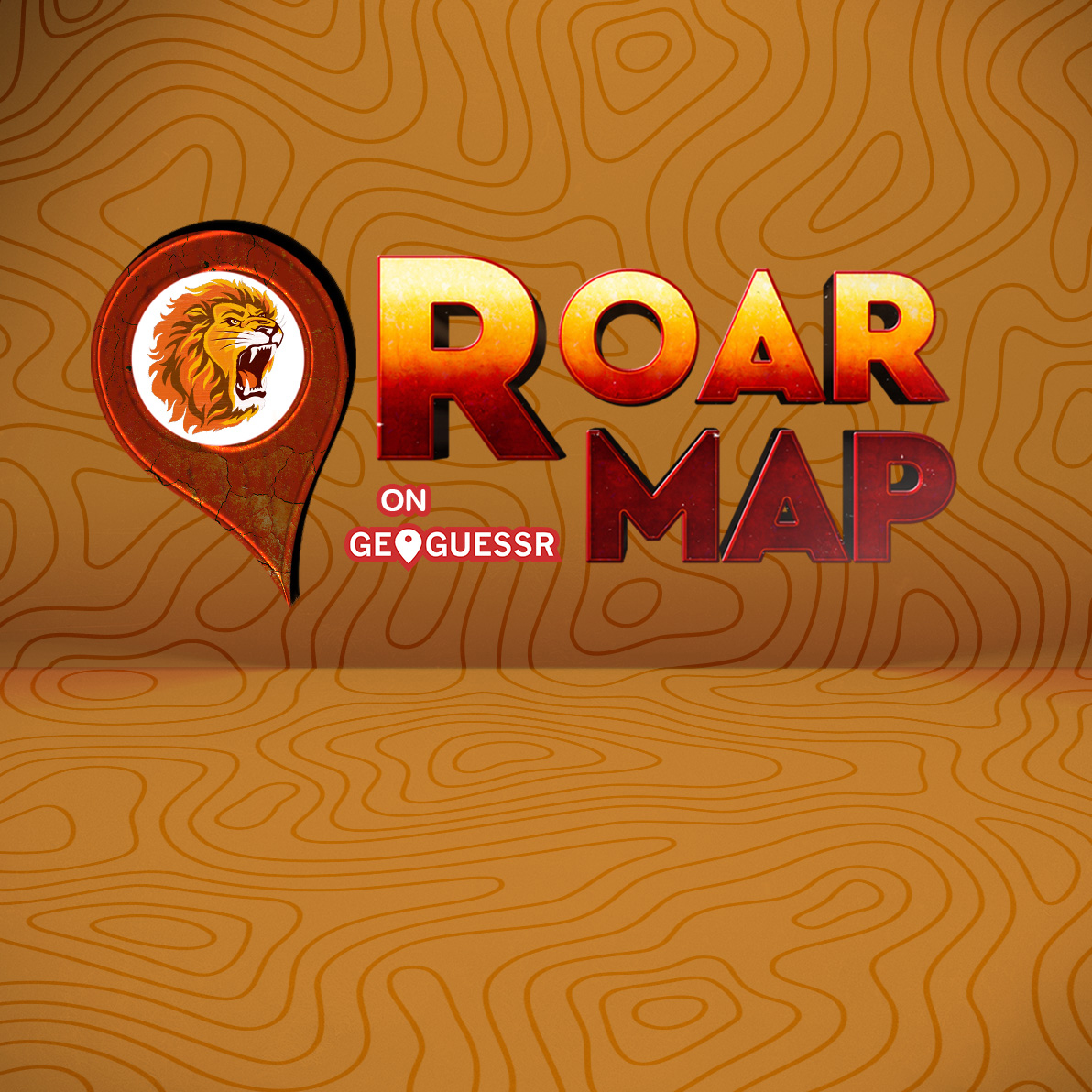 Roar Map - Lion cereals